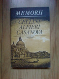 A2c CELLINI ALFIERI CASANOVA - MEMORII