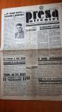 ziarul presa olteniei 7 mai 1938-ziua nationala a romaniei 10 mai