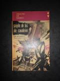 ILIE ANTONESCU - SARJELE DE FOC ALE CAVALERIEI