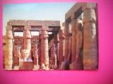 HOPCT 78059 TEMPLUL LUXOR -RAMSES II  -EGIPT-STAMPILOGRAFIE-CIRCULATA