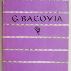 POEZII - G. BACOVIA