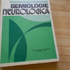 CONSTANTIN ARSENI--SEMIOLOGIE NEUROLOGICA - 1981