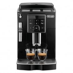 Espressor automat DeLonghi ECAM23.120.B, 1450 W, 1.8 l, 15 bar, 13 trepte de macinare, 2 duze, Negru
