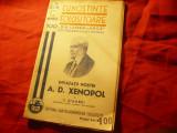 I.Siadbei- Invatatii nostri- A.D.Xenopol -1940 Colectia Cunostinte Folositoare