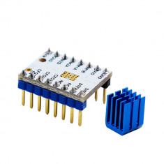 TMC2100 V1.3 cu radiator (Driver pentru motor pas cu pas)