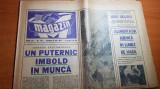 ziarul magazin 31 iulie 1971-art. si foto despre cheile bicazului ,ilie nastase