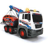 Jucarie Camion Giant Tow Truck Man 3749025 Dickie Toys