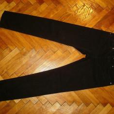 "Blugi Hugo Boss ""Charleston 3""-Marimea W32xL32 (talie-86cm,lungime-106cm), 32, Negru, Lungi"