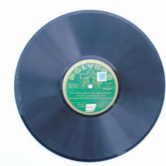 Marek Weber orchestra disc patefon gramofon