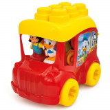 Cumpara ieftin Autobuz Mickey Cu Cuburi