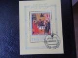 Bloc timbre pictura Fondul Cultural stampilat URSS timbre arta timbre picturi