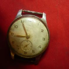 Ceas de mana barbatesc-Pobeda - pt. piese