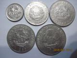 Romania (e106) - 5, 25 Bani, 1 Leu (2 pcs.), 3 Lei 1966