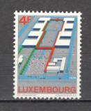 Luxemburg.1974 Palatul Targurilor  SL.770, Nestampilat