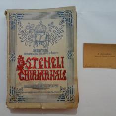 OSTENELI CHIRIARHALE - SEBASTIAN Mitropolitul Moldovei si Sucevei - 1954