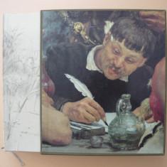 O. LYASKOVSKAYA - ILYA REPIN, VIATA SI OPERA ( album in limba rusa ) - 1982
