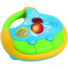 Pian interactiv pentru bebelusi cu sunete, Jucarie muzicala pentru bebelusi