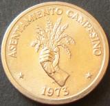 Moneda EXOTICA 1/2 CENTESIMOS - PANAMA, anul 1973   *cod 3112 - UNC