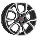 Cumpara ieftin Jante FIAT TIPO 6J x 15 Inch 5X098 et39 - Mak Torino W Gun Met-mirror Face - pret / buc