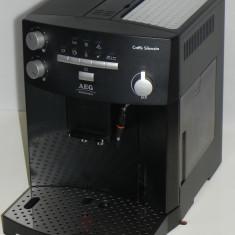 Espressor AEG Cafe Silenzio produs JURA 15bar, boabe+macinata, expresor, Automat, 15