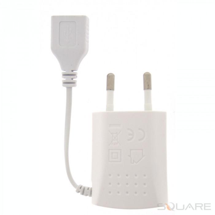 Incarcatoare ZTE STC-A22O50170 0USBA-A, White