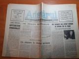 """Ziarul adevarul 8 februarie 1990-articolul """"iasi: imagini necristalizate """""""