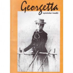 Georgetta - epistolar inedit