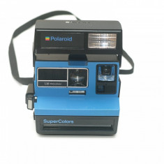 Polaroid SuperColors LM Program.