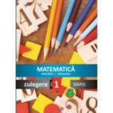Matematica. Culegere pentru clasa I - Adina Micu, Simona Brie