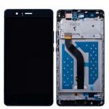 Cumpara ieftin Inlocuire Display LCD + Rama HUAWEI P9 Lite (Negru)