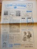 Ziarul lumea interpol anul 1,nr. 1 - din iunie 1992-prima aparitie a ziarului