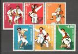 Romania.1977 Dansuri populare-Calusarii  XR.346