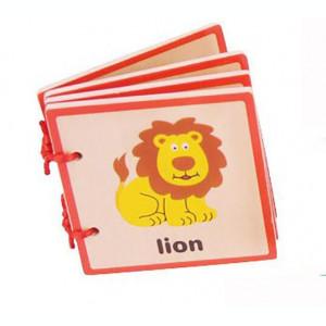 Carticica pentru bebelusi - animalute din jungla PlayLearn Toys