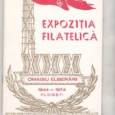 bnk fil Catalogul Expofil XXX Omagiu Eliberarii Ploiesti 1974