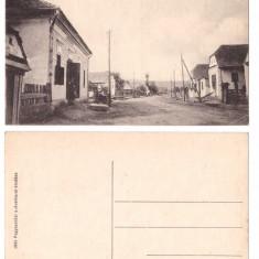 Nagykend (Chendu, jud.Mures) - Strada, magazin ilustrata ca.1910