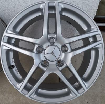 Jante Mercedes 5x112 R17, C (W203, W204), E, A Class, VW, Skoda, Audi foto
