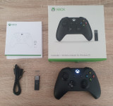 == Controller Wireless Microsoft Xbox One + adaptor wireless PC Windows 10 ==