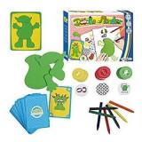 Set creativ pentru copii - Deseneaza-l pe Bau Bau - Beleduc