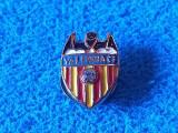 Insigna (cu talpa) fotbal - CF VALENCIA (Spania)