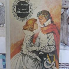 Cavalerul d'Harmental-Alex.Dumas-Ed.Albatros 1984 editie lux