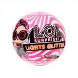 Papusa LOL Surprise Lights Glitter, 564836E7C