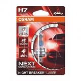 Bec H7 Night Breaker Laser Next Generation +150% 12V 55W, OSRAM