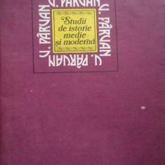Studii De Istorie Medie Si Moderna - V. Parvan ,277311