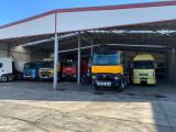 Inchiriem utilaje,automacarale si camioane pt constructii