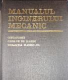 Manualul Inginerului Mecanic - Vol. 3 Mecanisme, organe de masini