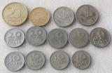 Ungaria lot 1 5 20 Forint 10 20 50 Filler 1953 1958 1962 1963 1964 1966 1967, Europa