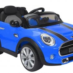 Masinuta electrica Mini Cooper, albastru