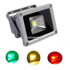Proiector LED RGB Color 10W