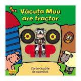 Văcuța Muu are tractor