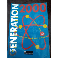 COLIN GRANGER - DIGBY BEAUMONT - GENERATION 2000 - STUDENT'S BOOK 3